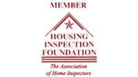 Member Of the Housing Inspection Foundation Logo